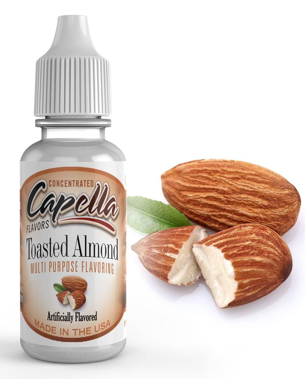 PRAŽENÉ MANDLE / Toasted Almond - Aroma Capella