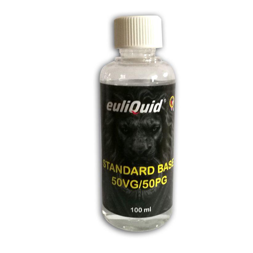 Báze EULIQUID Standard 50VG/50PG - 100ml Euliquid s.r.o.