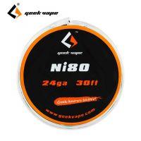 GeekVape Ni80 odporový drát 24GA (0,5mm) - 10m