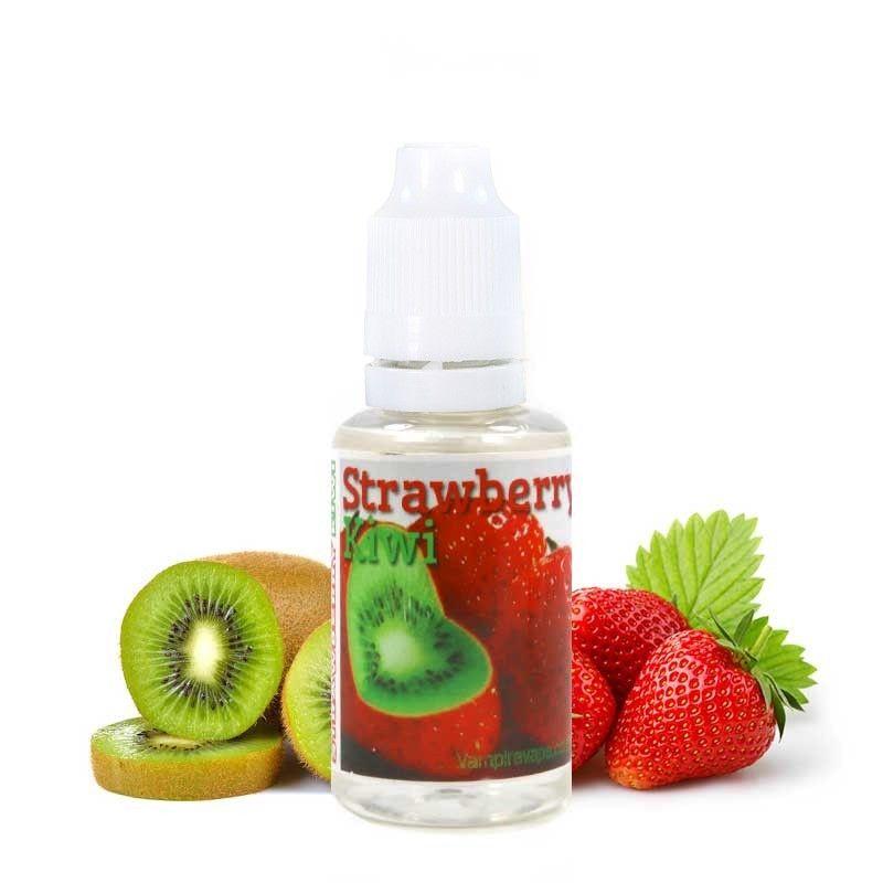 JAHODA A KIWI / Strawberry Kiwi - aroma Vampire Vape