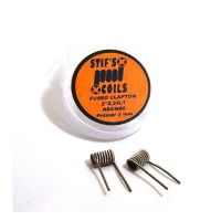 Stif Meister FUSED CLAPTON 2*0,3/0,1 N80/N80 - 2 ks Hand made