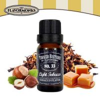 Tobacco Bastards No.33 Light Tobacco - aroma Flavormonks 10 ml