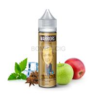 ALPHA WOLF / Zelené jablko, červené jablko, anýz, mentol  - aroma Pro Vape Warriors shake&vape 20ml