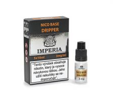Dripper Base Imperia 3 mg - 5x10ml (30PG/70VG)