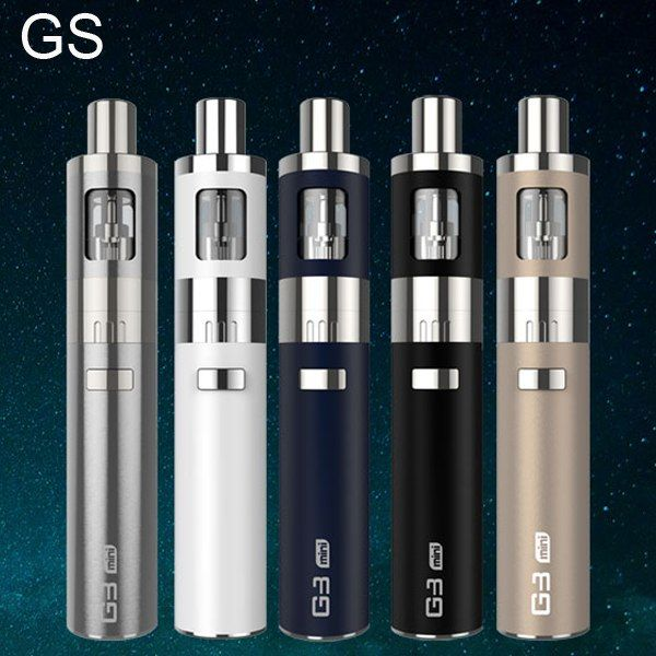 G3 mini - elektronická cigareta 900 mAh Green Sound