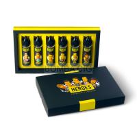 HEROES dárkové balení 6x20ml  - aroma Pro Vape Heroes shake & vape