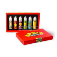 WARRIORS dárkové balení 6x20ml  - aroma Pro Vape Warriors shake & vape