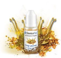 KING LEAVES - e-liquid FLAVOURTEC 10ml exp.:5/19
