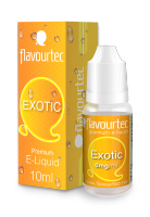 EXOTIC - e-liquid FLAVOURTEC 10ml exp.:6/19