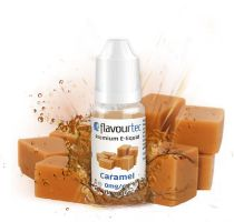 CARAMEL - e-liquid FLAVOURTEC 10ml exp.:4/19