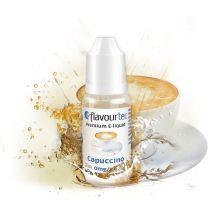CAPPUCCINO - e-liquid FLAVOURTEC 10ml exp.:8/19