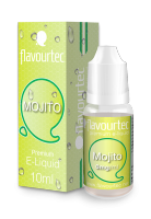 MOJITO - e-liquid FLAVOURTEC 10ml exp.:9/19