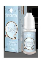 KOKOSOVÝ KRÉM (Coconut Cream) - e-liquid FLAVOURTEC 10ml exp.:12/19