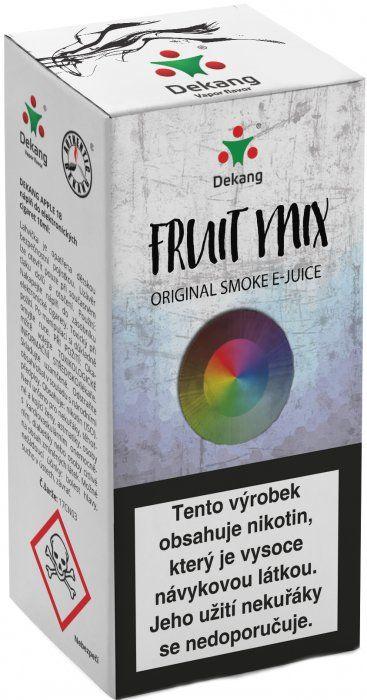 OVOCNÁ SMĚS - Fruit Mix - Dekang Classic 10 ml