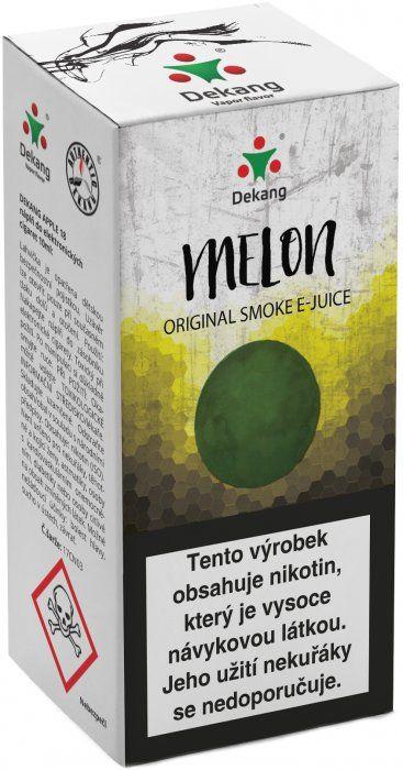 ŽLUTÝ MELOUN - Melon - Dekang Classic 10 ml