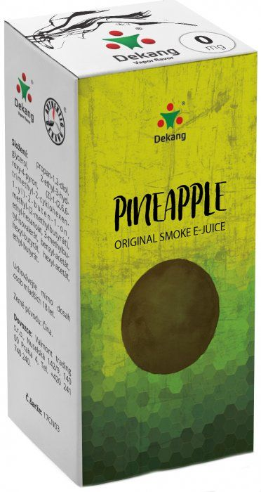 ANANAS - Pineapple - Dekang Classic 10 ml