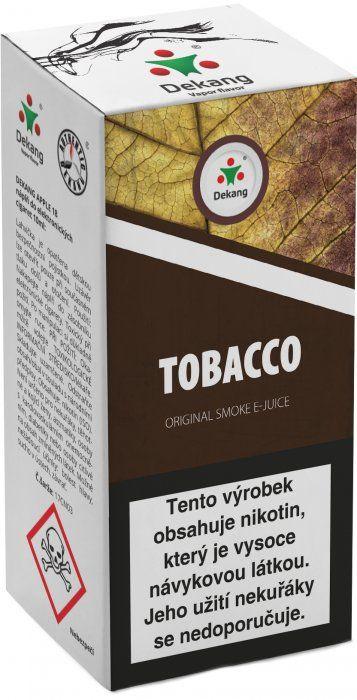 TABÁK - Tobacco - Dekang Classic 10 ml