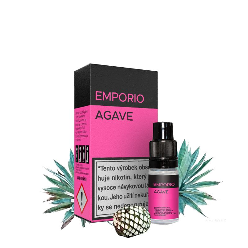 AGÁVE - e-liquid EMPORIO 10 ml Imperia