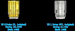 Clearomizér Joyetech EXCEED D22c - 2ml
