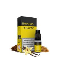 Tabáček - e-liquid EMPORIO 10 ml