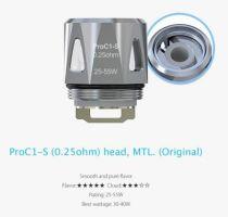 Žhavící hlava Joyetech ProC1-S MTL - 0,25ohm