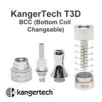 Clearomizer KangerTech T3D - 2,2 ml