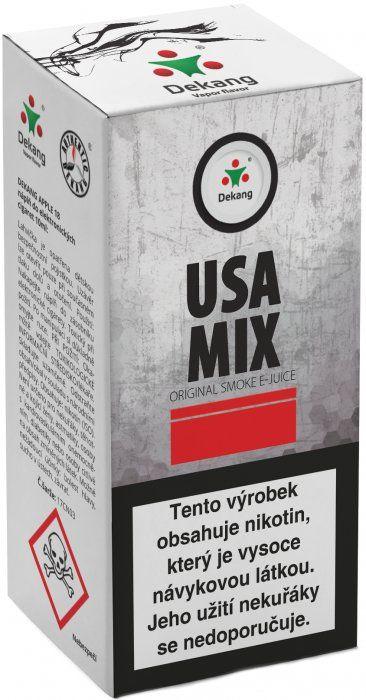 USA MIX - Dekang Classic 10 ml