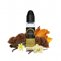 POSH TOBACCO / Vanilkový tabák - příchuť Imperia Catch' a Bana shake & vape 10ml