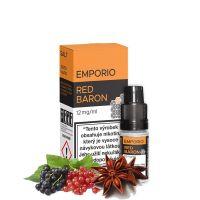 RED BARON (Rybíz, lesní plody a lékořice) - E-liquid Emporio Salt 10ml