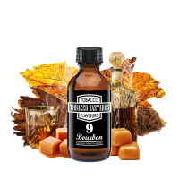 Tobacco Bastards No.09 BOURBON - aroma Flavormonks 10 ml