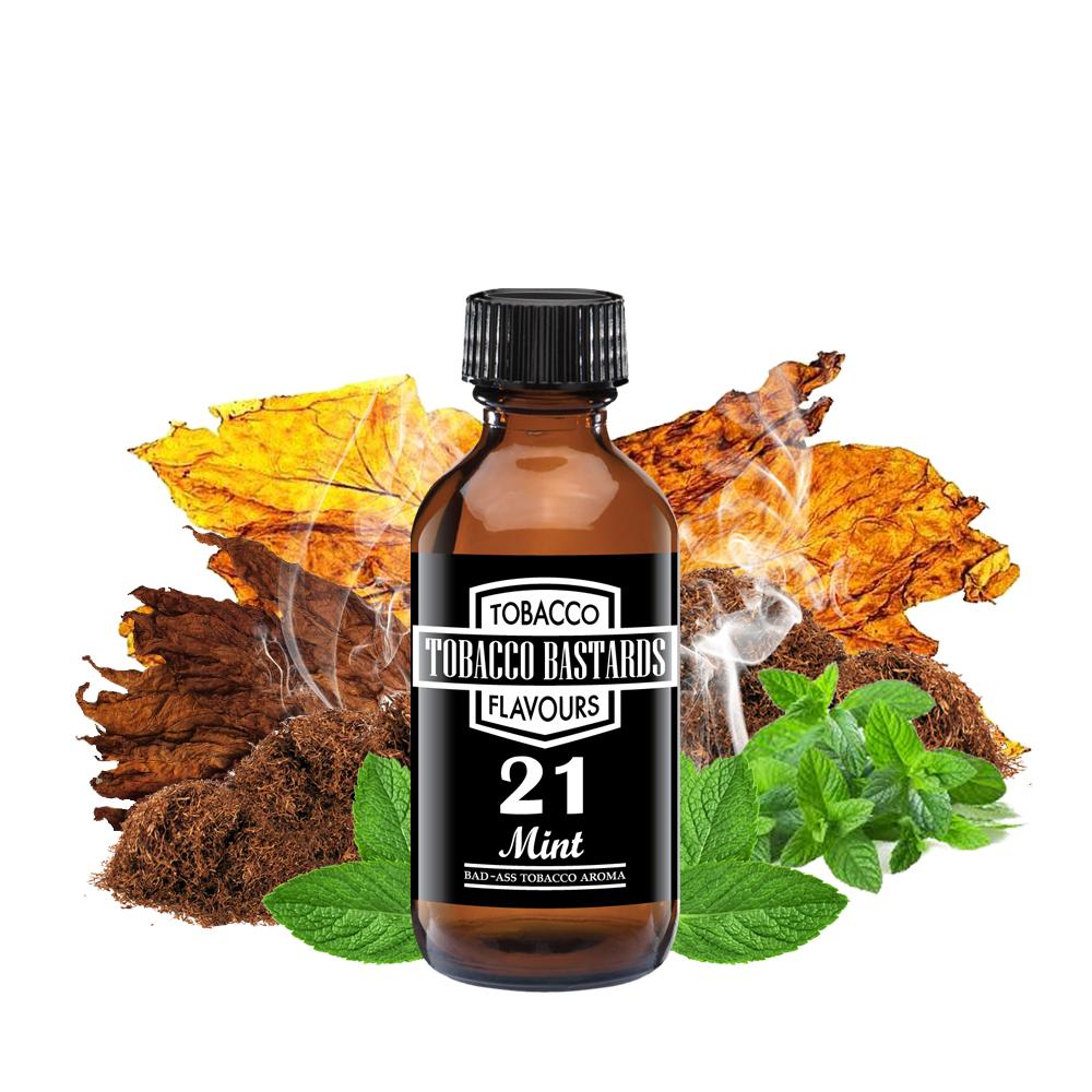 Tobacco Bastards No.21 MINT - aroma Flavormonks