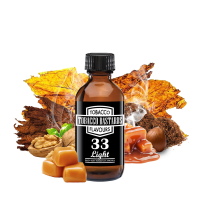 Tobacco Bastards No.33 LIGHT TOBACCO - aroma Flavormonks 10 ml