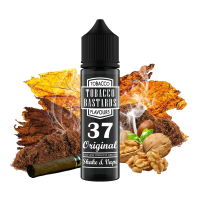 Tobacco Bastards No.37 ORIGINAL - shake&vape Flavormonks 12 ml