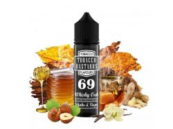 Tobacco Bastards No.69 WHISKEY OAK - shake&vape Flavormonks 12 ml