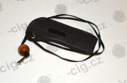Kožené pouzdro na krk Green Sound pro elektronické cigarety 1ks