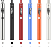 Zobrazit detail - Joyetech eGo AIO D16 elektronická cigareta 1500mAh