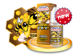 HONEY HORNET - e-liquid American Stars 10ml