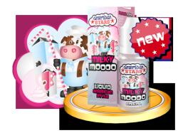 MILKY MOOOO - e-liquid American Stars 10ml