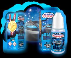 BLUE MAGIC - e-liquid American Stars 10ml