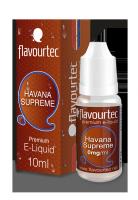 HAVANA SUPREME - e-liquid FLAVOURTEC 10ml