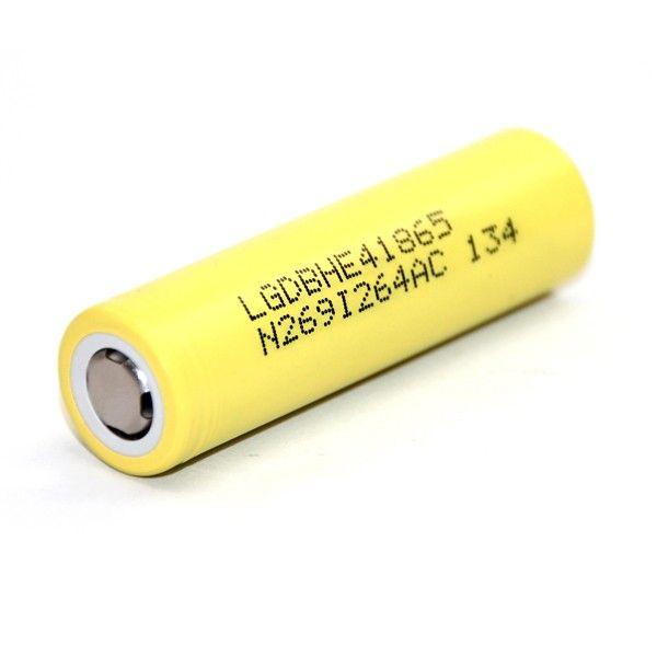 LG HE4 - baterie 18650 - 2500mAh 20A