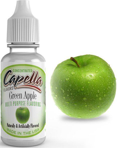 ZELENÉ JABLKO / Green Apple - Aroma Capella