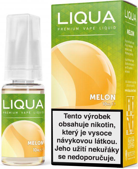 CUKROVÝ /ŽLUTÝ/ MELOUN / Melon - LIQUA Elements 10 ml