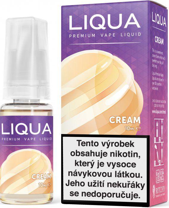 SMETANA / Cream - LIQUA Elements 10 ml