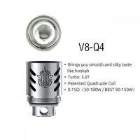Žhavící hlava V8-Q4 pro Smok TFV8 Cloud Best Tank - 0,15 ohm