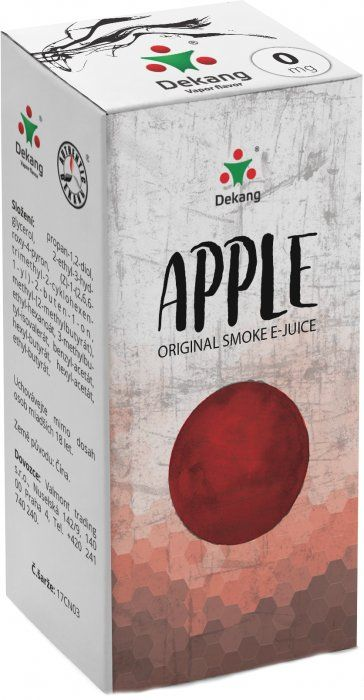 JABLKO - Apple - Dekang Classic 10 ml