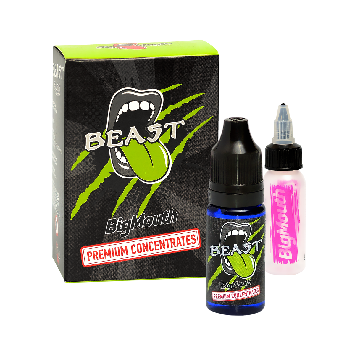 ENERGY DRINK (Beast) - aroma Big Mouth CLASSICAL