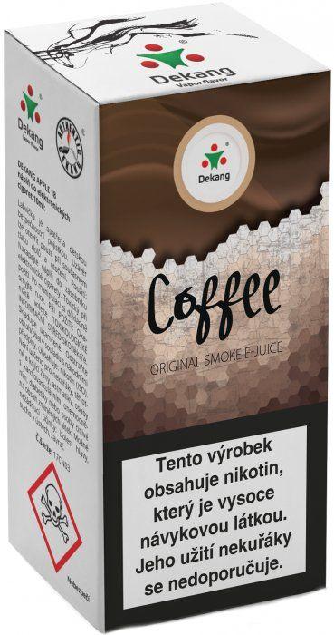 KÁVA - Coffee - Dekang Classic 10 ml