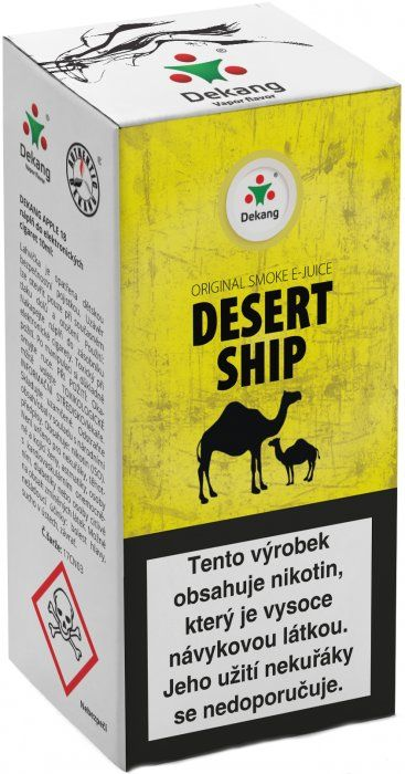 DESERT SHIP - Dekang Classic 10 ml