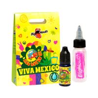 KAKTUS, DRAČÍ OVOCE, ALOE (Viva Mexico) - aroma Big Mouth ALL LOVED UP - 10 ml